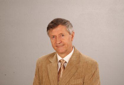 Profesor Bogdan Dębski