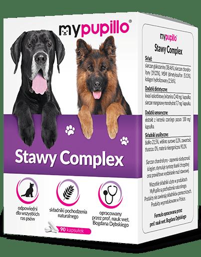 preparat na stawy i kości dla psów